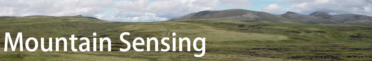 Mountain Sensing