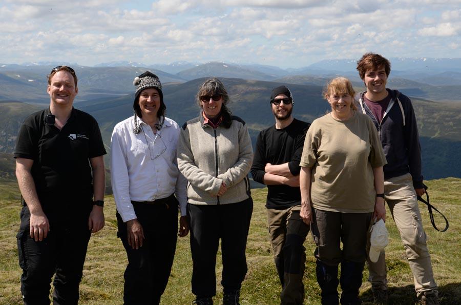 Phil, Kirk, Jane, Sebastian, Olivia, Arthur